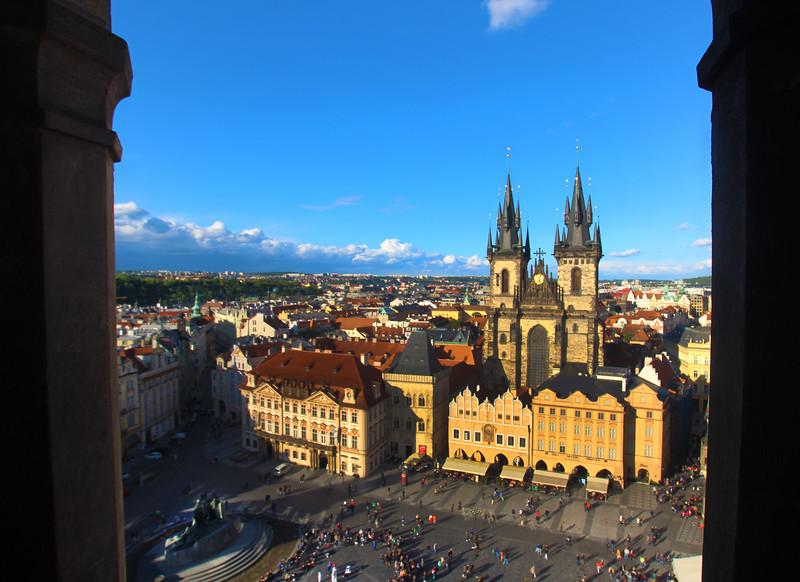 Prague, Czech Republic, Old Town Square
