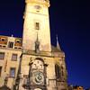 Prague, Czech Republic, Old Town Hall Astronomical Clock