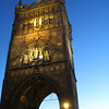 Prague, Czech Republic, Old Town Bridge Tower