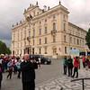 Prague, Czech Republic, Prague Castle, Administrative Building