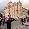 Prague, Czech Republic, Prague Castle, Administrative Building