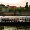 Prague, Czech Republic, River Boat Dinner Cruise on the Vltava River