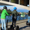 Prague, Czech Republic, Kids on Segway