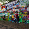 Prague, Czech Republic, John Lennon Wall