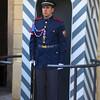 Prague, Czech Republic, Castle Guard