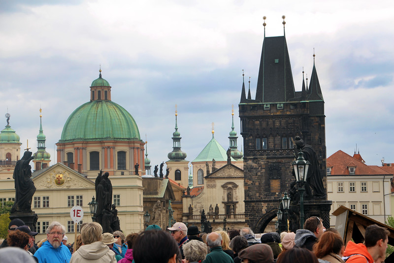 Prague, Czech Republic, Viking Tour Group, Charles Bridge