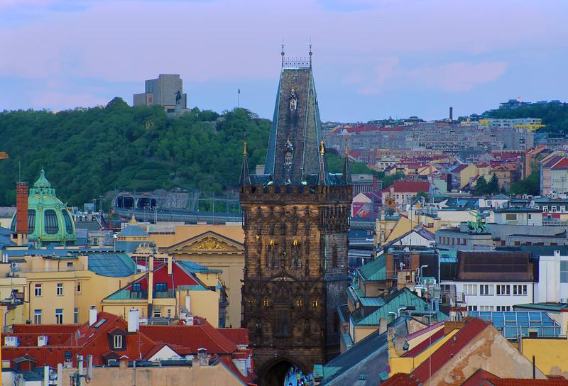 Viking Cruise, Prague, Old Town Bridge Tower