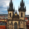 Prague, Czech Republic,  Church of Our Lady Before Týn