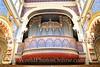 Prague - Jerusalem Synagogue - Organ