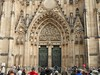 Prague - Prague Castle - St Vitus Cathedral - Main Doors