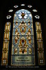 Prague - Jerusalem Synagogue - Stain Glass 2