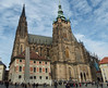 Prague - Prague Castle - St Vitus Cathedral 1