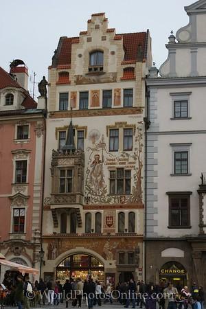 Prague - Old Town Square - Renaissance Shop