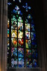 Prague - Prague Castle - St Vitus Cathedral - Stain Glass by Alphonse Mucha