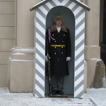 Guard at Prague Castle – Prague, Czech Republic – Daily Photo