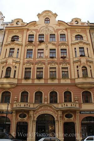 Prague - Building 3