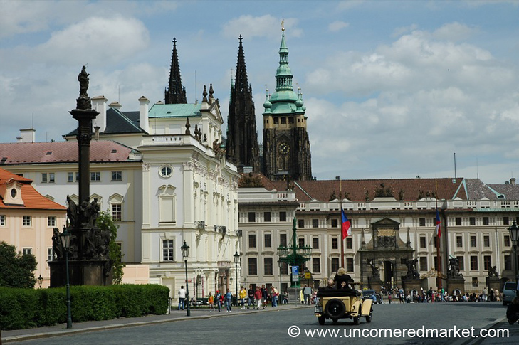 Prague Castle - Czech Republic