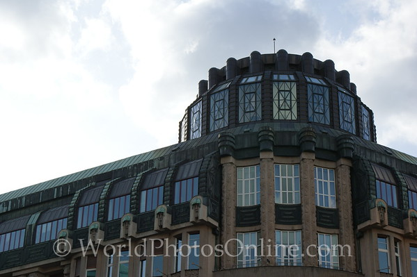 Prague - Wenceslas Square - Building 3