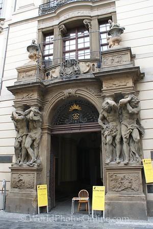 Prague - Gallos Palace