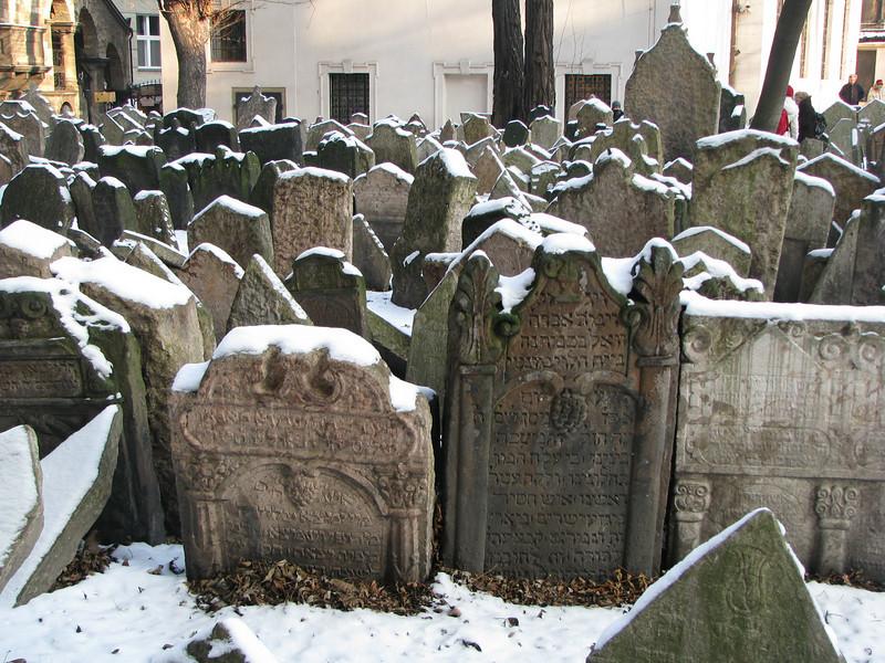 Jewish Museum - Old Jewish Cemetery