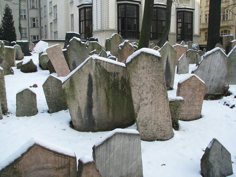 Old Jewish Cemetary