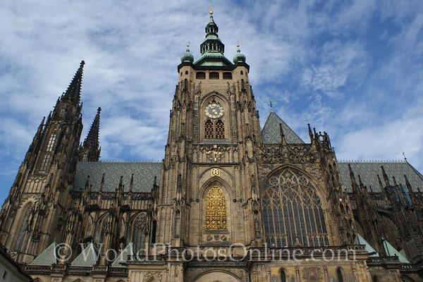 Prague - Prague Castle - St Vitus Cathedral 3