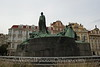 Prague - Old Town Square - Jan Hus Memorial