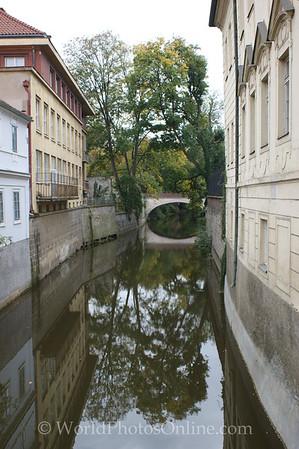 Prague - Little Town - Canal