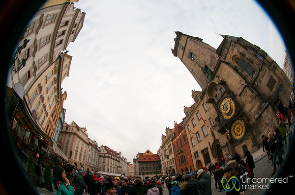 Prague Astronomical Clock and Old Town Square - Czech Republic