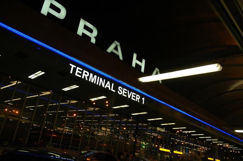 Terminal 1, Prague Airport - Czech Republic