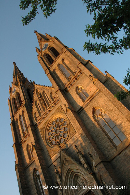 St. Ludmila Church - Prague, Czech Republic