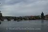 Prague - Vltava River - Charles Bridge