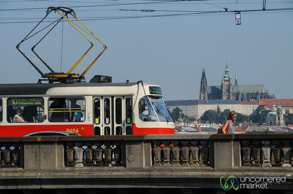 Prague's Great Public Transport System