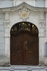 Prague - Jewish Quarter- Town Hall Door