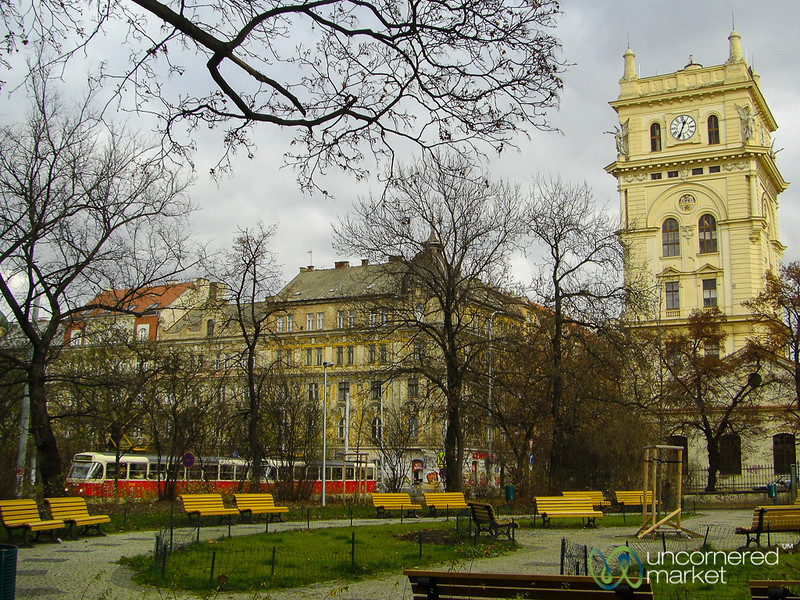 Vinohradska Vodarna - Prague, Czech Republic