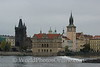 Prague - Vltava River - Old Town