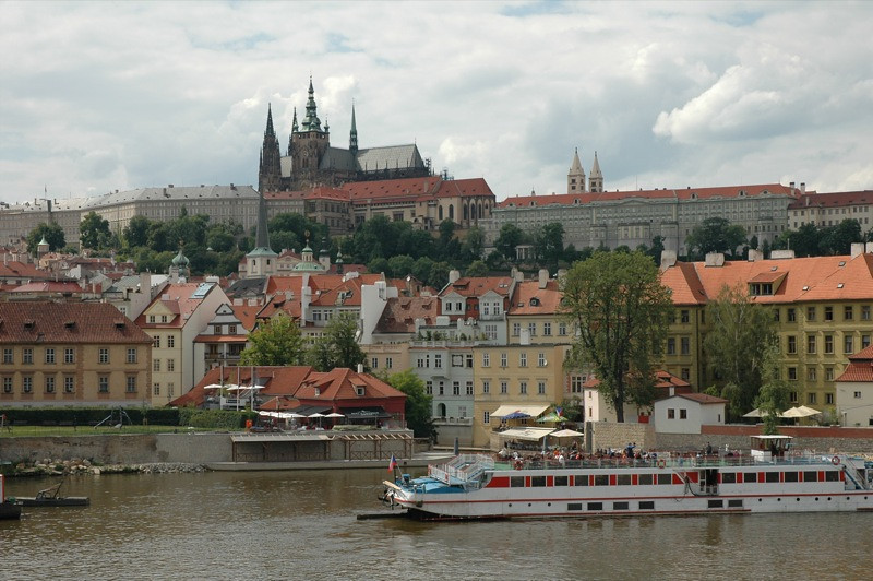 Prague Castle and Mala Strana - Prague, Czech Republic