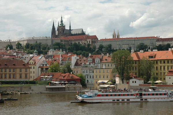 Prague Castle and Mala Strana - Prague, Czech Republic