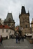 Prague - Little Town Gate