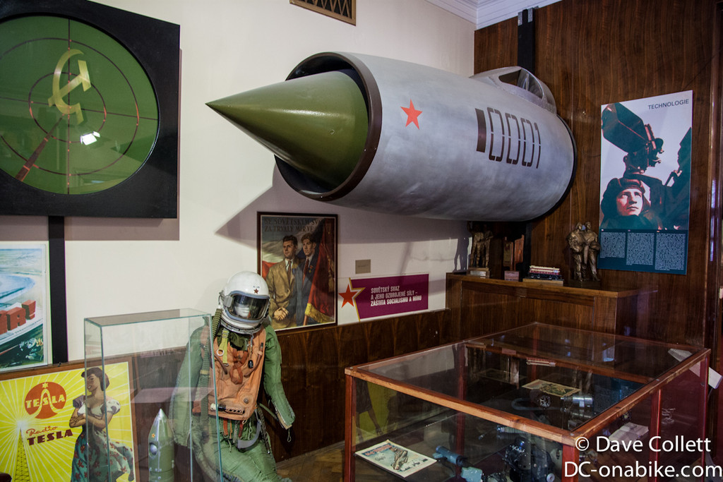 Mock? MiG cockpit