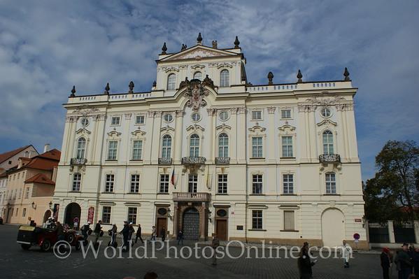 Prague - Prague Castle - Archdiocese of Prague