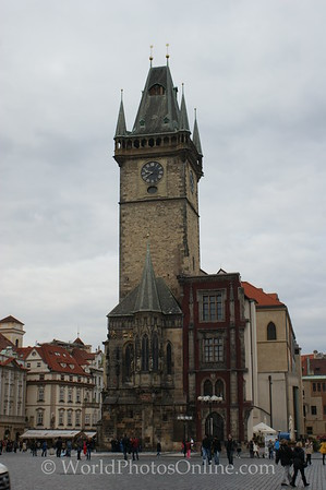 Prague - Old Town Square - Old Town City Hall