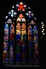 Prague - Prague Castle - St Vitus Cathedral - Stain Glass