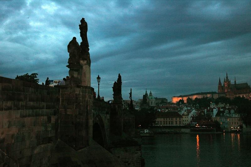 Charles Bridge and Prague Castle - Prague, Czech Republic