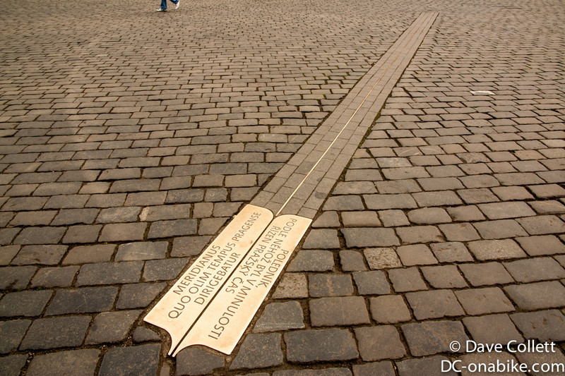Old Prague Meridian