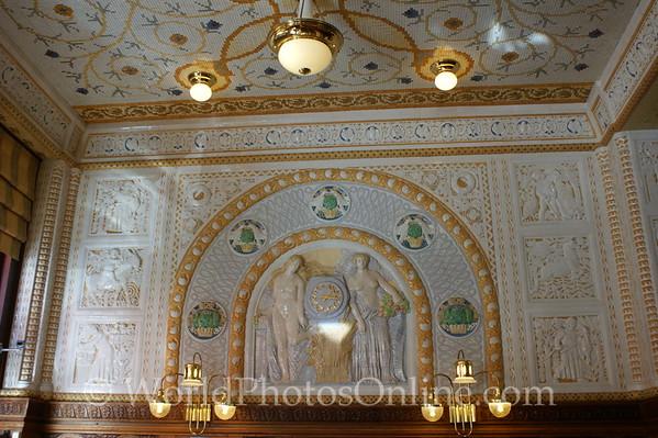 Prague - Imperial Hotel - Cafe 2