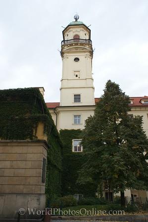 Prague - Jesuit Collage & Climatological Center