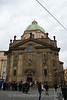 Prague - St Francis Church