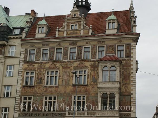 Prague - Renaissance Building