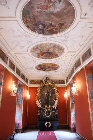 Prague - Prague Castle - Lobkowicz Palace - Chapel